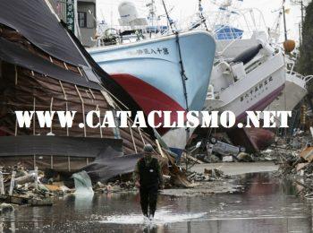 Gempa Bumi Dan Tsunami Tohoku Jepang - 2011