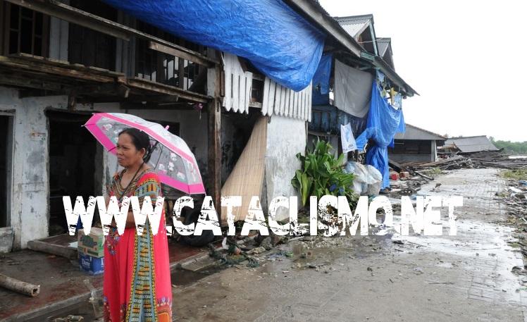 Korban Bencana Dari Ibu Juminiati