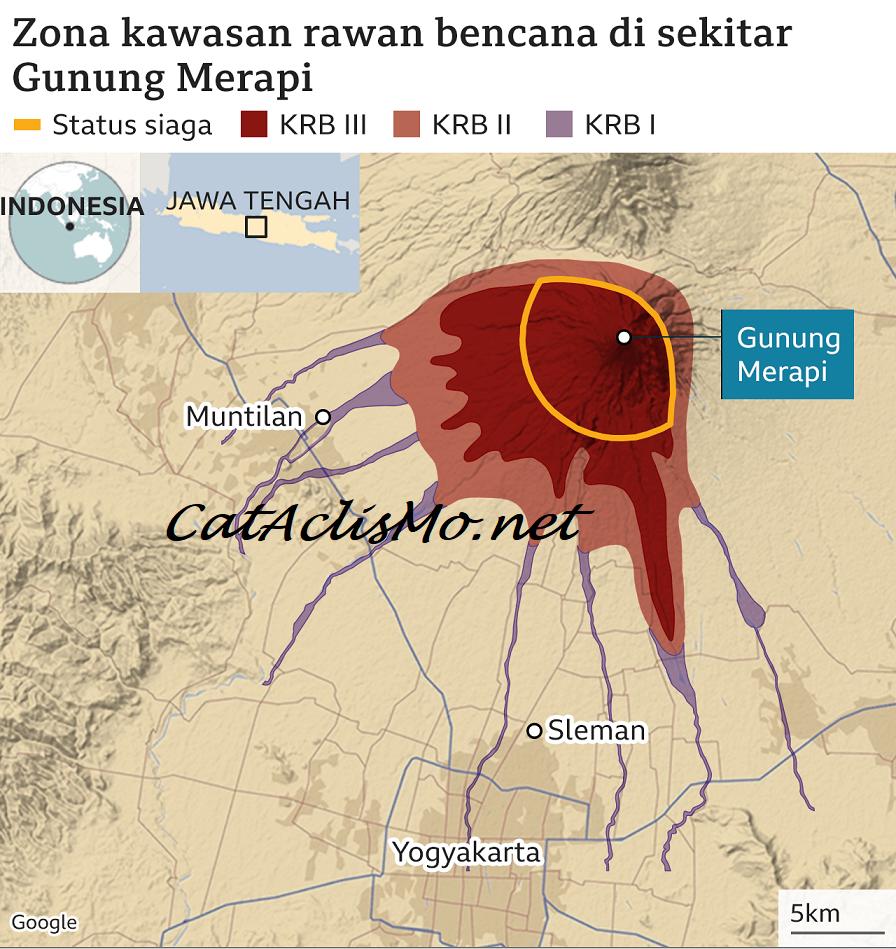 Menghadapi Merapi Selama Pandemi Corona Perlu Skema Baru